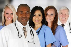 Diverse Group of docs